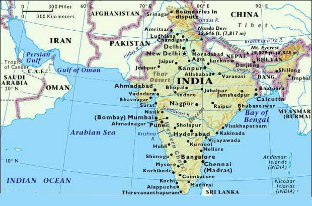India_map03